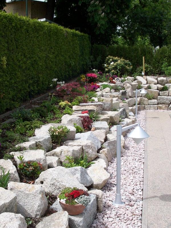 private Gartenanlage
