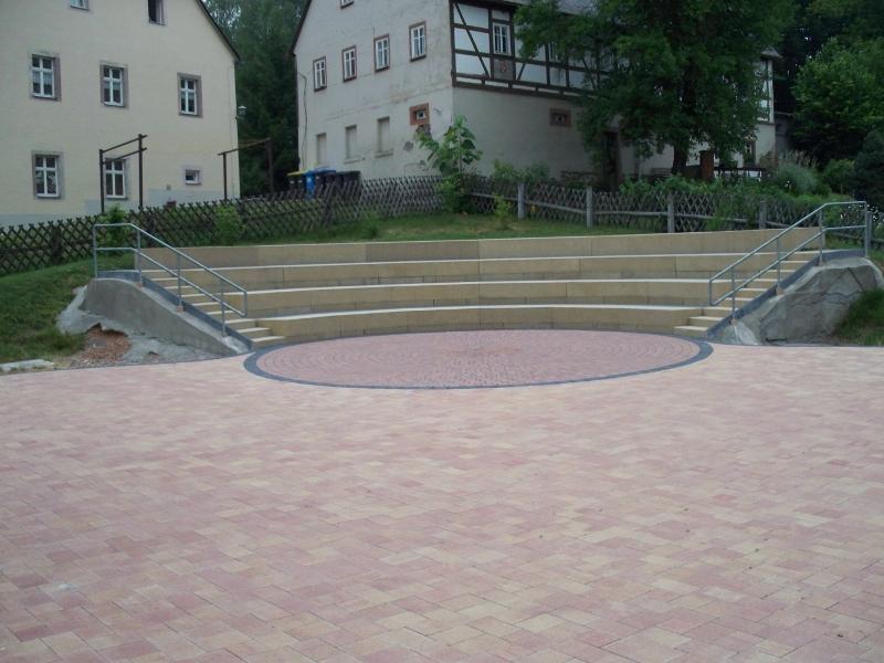 Außenanlage EOB Haus 1