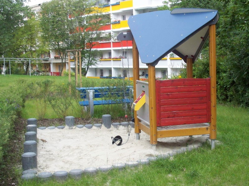 Spielplatz in Chemnitz