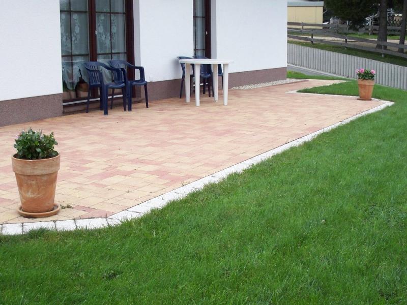 private Außenanlage
