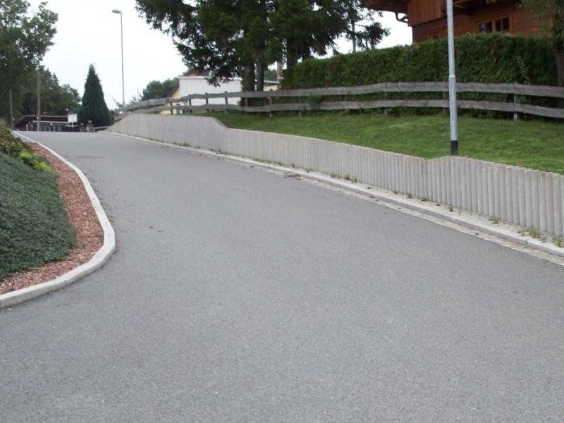 Straßenbau in Burkhardtsdorf