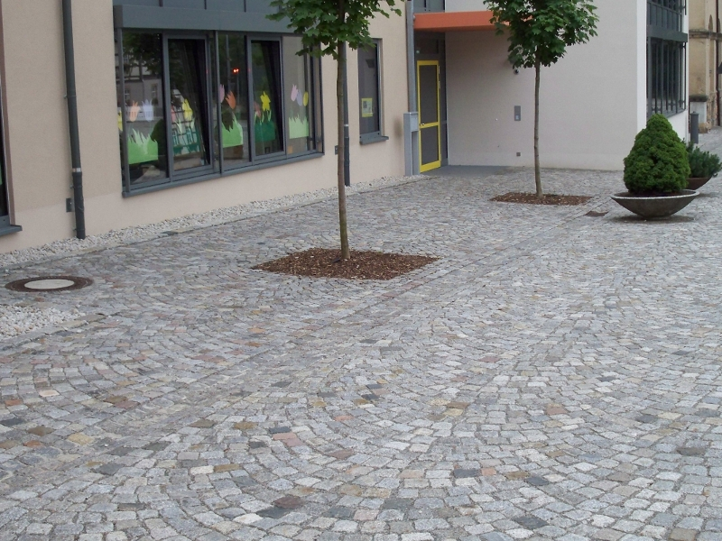 Umgestaltung Marktplatz<br>