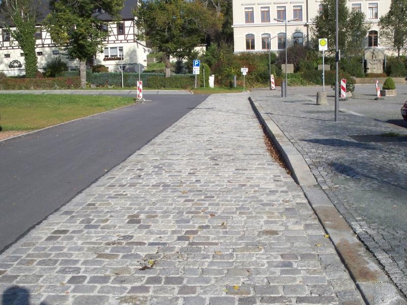 Umgestaltung B.dorf Marktplatz