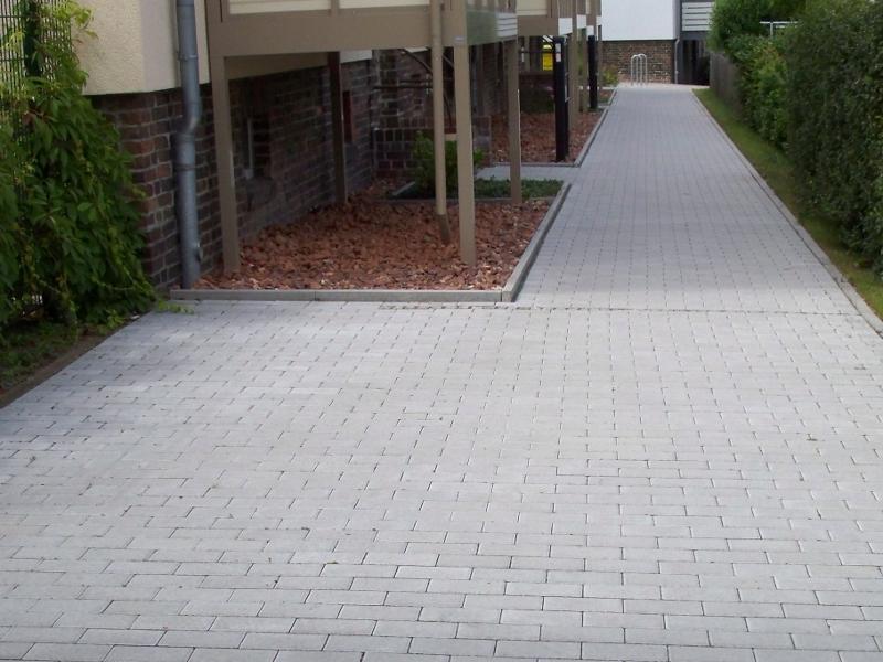 Chemnitz Eisenweg Wegebau