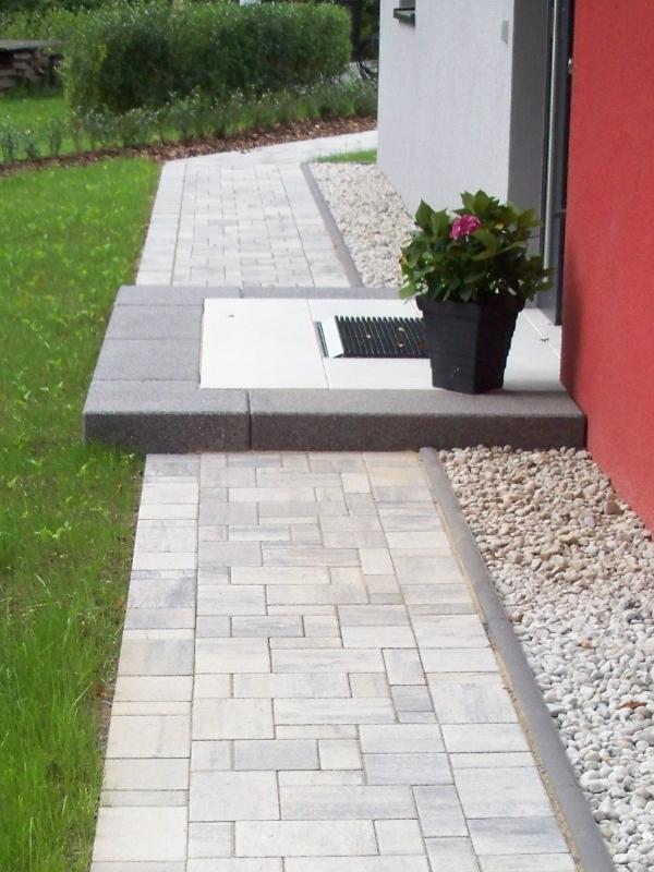 private Außenanlage in Chemnitz